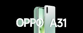 OPPO A31 6/128 GB-FANTASY WHITE